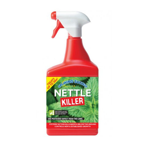 Growing Success RTU Nettle Killer Ultra 1 Litre
