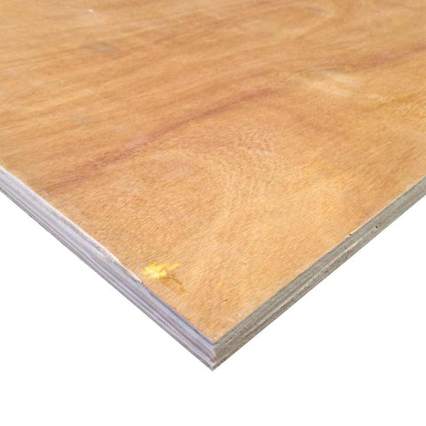 Hardwood Ply Q-Board 8ft x 4ft