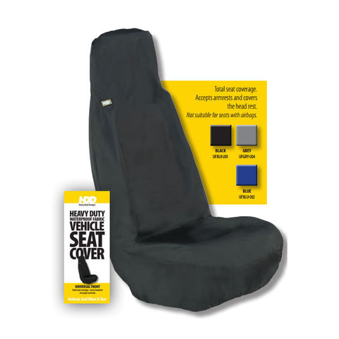 HDD Universal Van Front Single Seat Cover