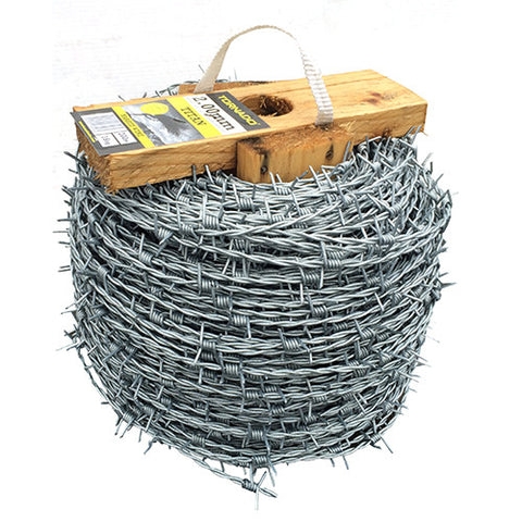 High Tensile Barbed Wire 200mtr Roll