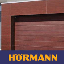 Hormann Sectional Garage Doors Style 2