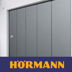 Hormann Side Sliding Sectional Doors