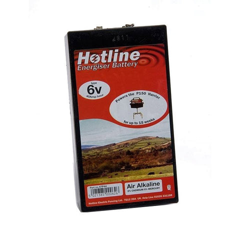 Hotline Energiser Battery 6v 40amp