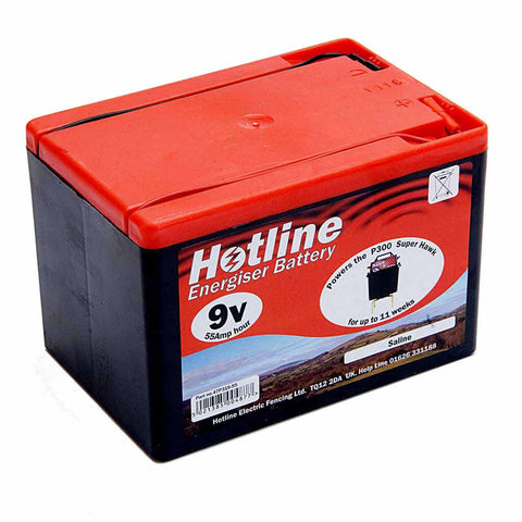 Hotline Energiser Battery 9v 55amp