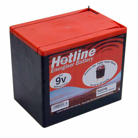 Hotline Energiser Battery 9v 90amp