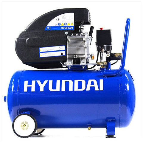 Hyundai Air Compressor 50 Litre 2.5hp HY2550