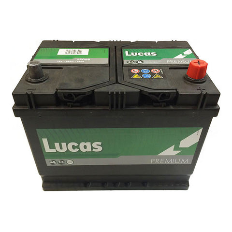 Lucas Battery LP068
