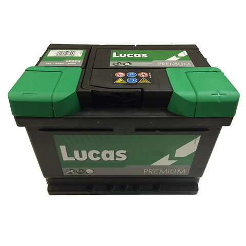 Lucas Battery LP075