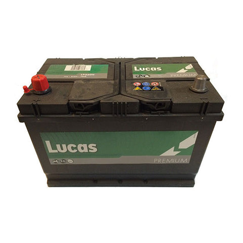 Lucas Battery LP250H