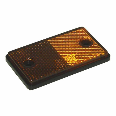 Maypole 2 x Amber Side Reflectors MP853