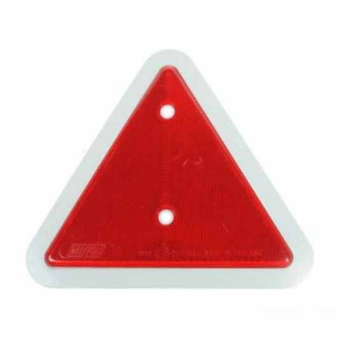 Maypole 2 x Reflective Trailer Triangles MP018