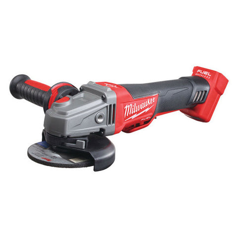 Milwaukee Cordless Angle Grinder with Brake M18 CAG115XPDB-0 Body Only