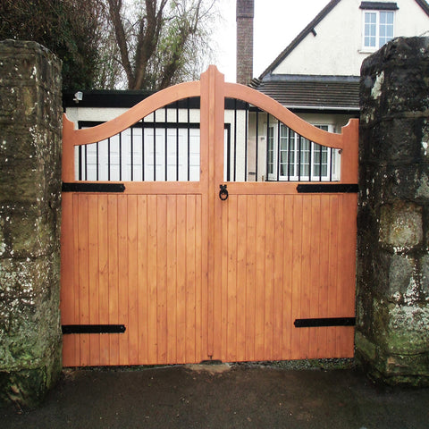 Morgans Joinery House Gate Bespoke