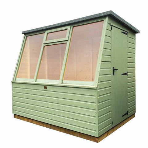 Morgans Potting Shed Green