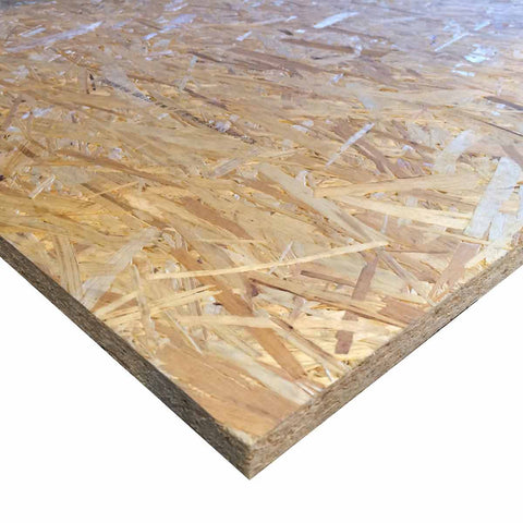 OSB3 Engineered Board 8ft x 4ft