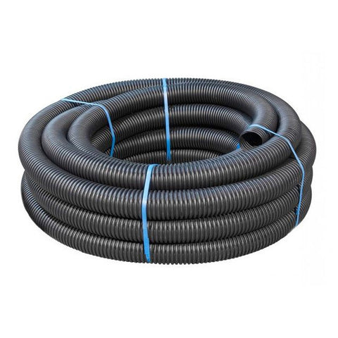Perforated Land Drain Coil Pipe