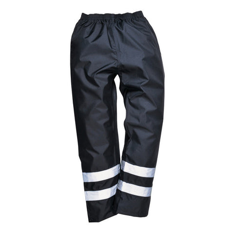 Portwest Iona Visibility Trousers Navy S481