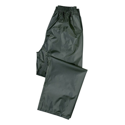 Portwest Waterproof Trousers Olive Green S441