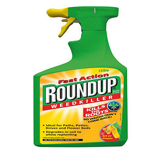 Roundup Fast Action RTU Jet or Foam 1 Litre