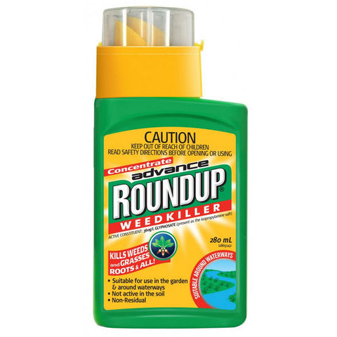 Roundup GC Liquid Concentrate Weedkiller 280ml