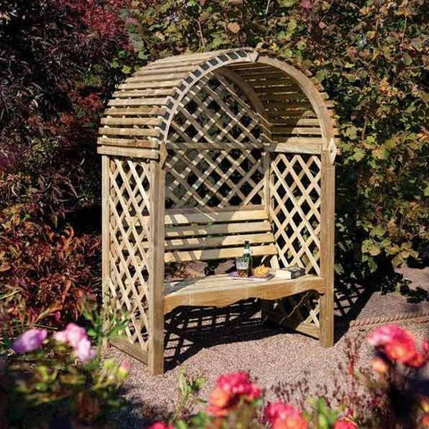 Rowlinson Victoria Arbour Seat