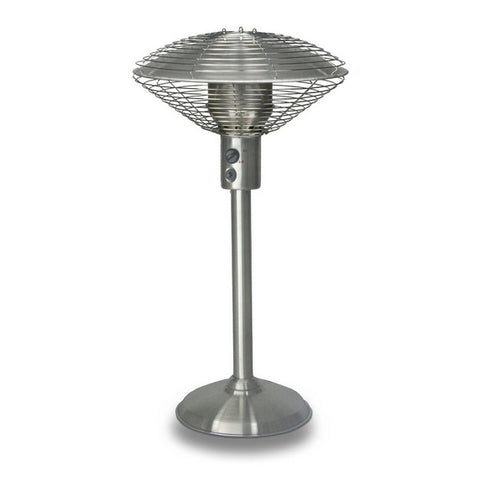 Sahara Stainless Steel Table Top Patio Heater