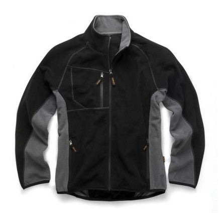 Scruffs Worker Fleece Black T51015