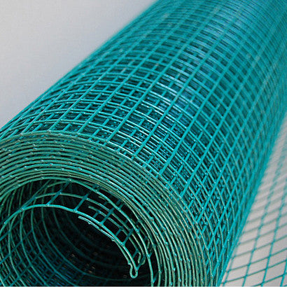 Security Mesh PVC 50mm Hole Size 25mtr Roll