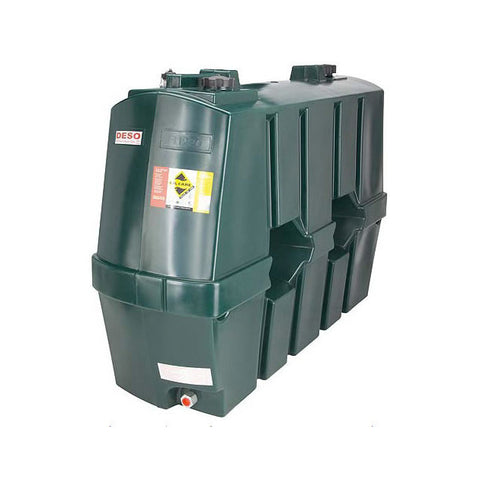 Single Skin Oil Tank 1220 Litre R1220