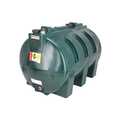 Single Skin Oil Tank 1235 Litre H1235