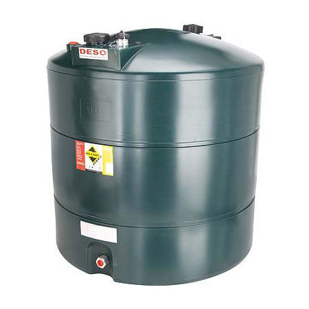 Single Skin Oil Tank 1340 Litre V1340