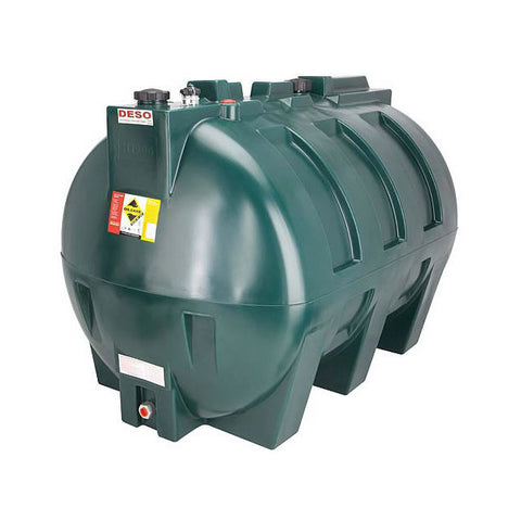 Single Skin Oil Tank 1900 Litre H1900
