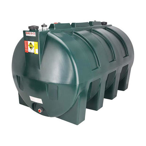 Single Skin Oil Tank 2500 Litre H2500