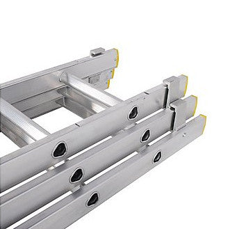 TB Davies Aluminium Triple Section Extension Ladder