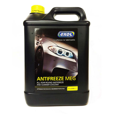 Anti-Freeze 4.5 Litre