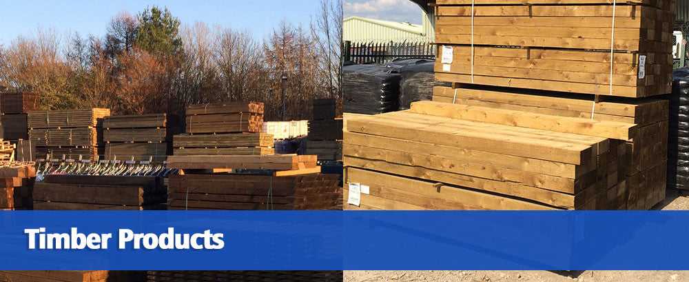 Timber Products Homepage Banner