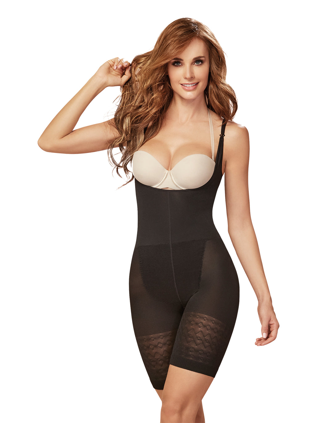 Body Short Levanta Cola Negro - evoZZe