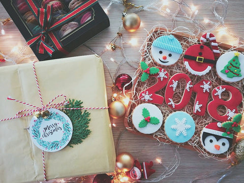 christmas gift, christmas cakes, sugar cookies, macaroons, cake delivery, cake delivery malaysia, cake delivery kl, christmas collections, christmas cake collections