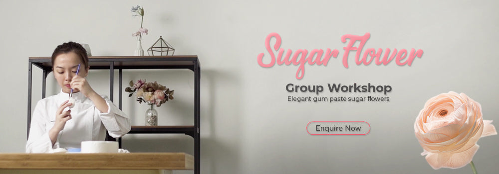 sugar flower-workshop