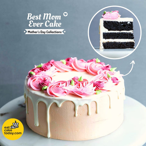 Eat Cake Today - Kek Mother's Day Cake