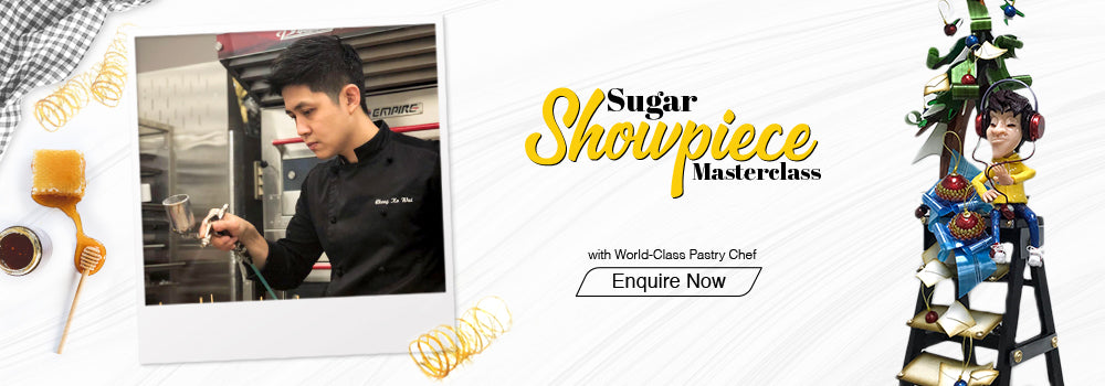 sugar showpiece-workshop-masterclass