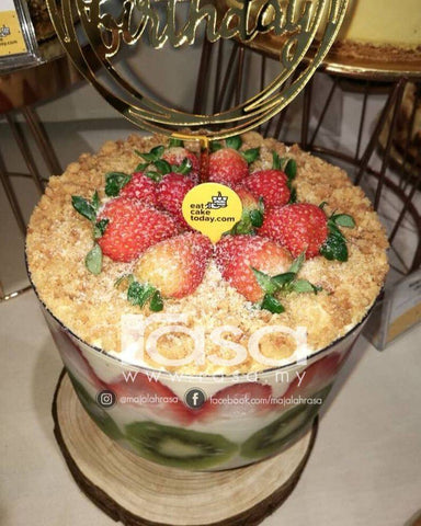 eat cake today-cake delivery-the cake show-cake trends 2020-Fruity Trifle Cake