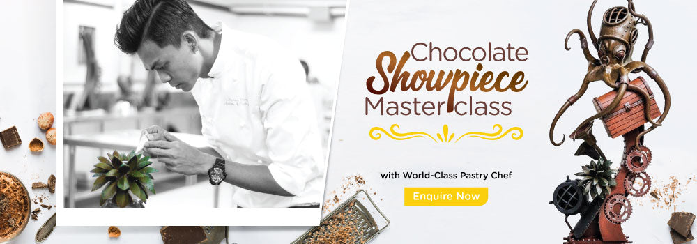 chocolate showpiece-workshop-masterclass
