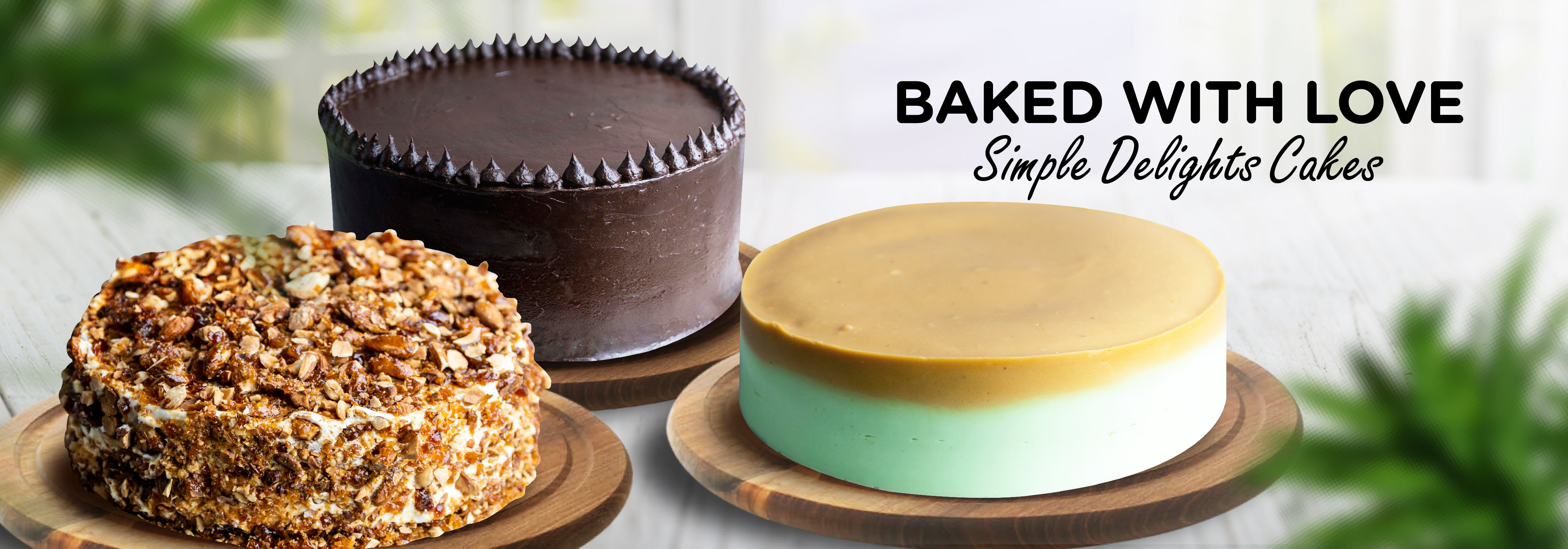 Justine's Cakes & Kueh-Eat Cake Today