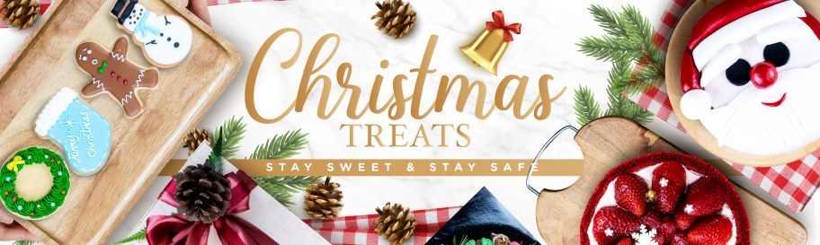 Christmas Treats - Eat Cake Today | Cake Delivery KL/PJ Malaysia