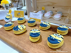 eat cake today-cake delivery-the cake show-cake trends 2020-minion macarons