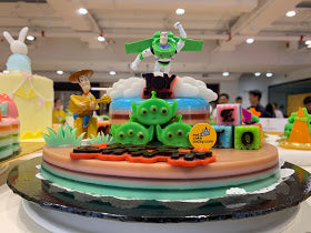 eat cake today-cake delivery-the cake show-cake trends 2020-Toy Story Jelly Cake