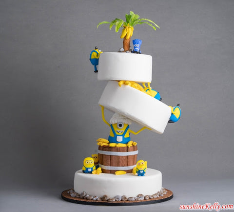 eat cake today-the cake show-cake trends 2020-gravitiminion cake