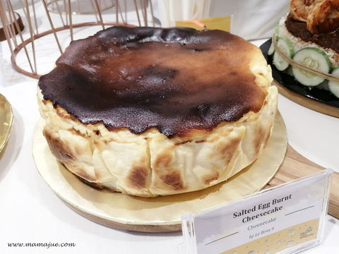 eat cake today-cake delivery-the cake show-cake trends 2020-salted egg burnt cheesecake