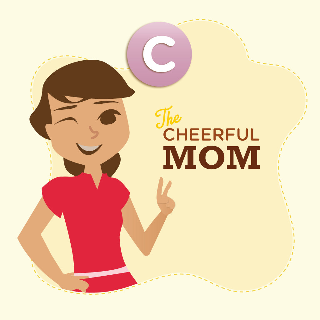 The Cheerful Mom